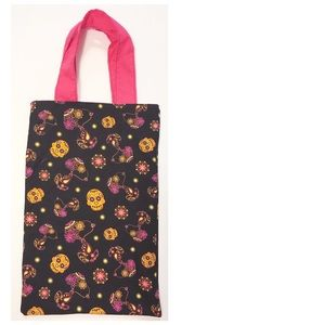 Other - Handmade Halloween trick or treat tote bag purse